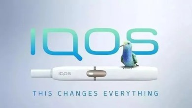 IQOS launched Marlboro heavy mint flavor in Japan