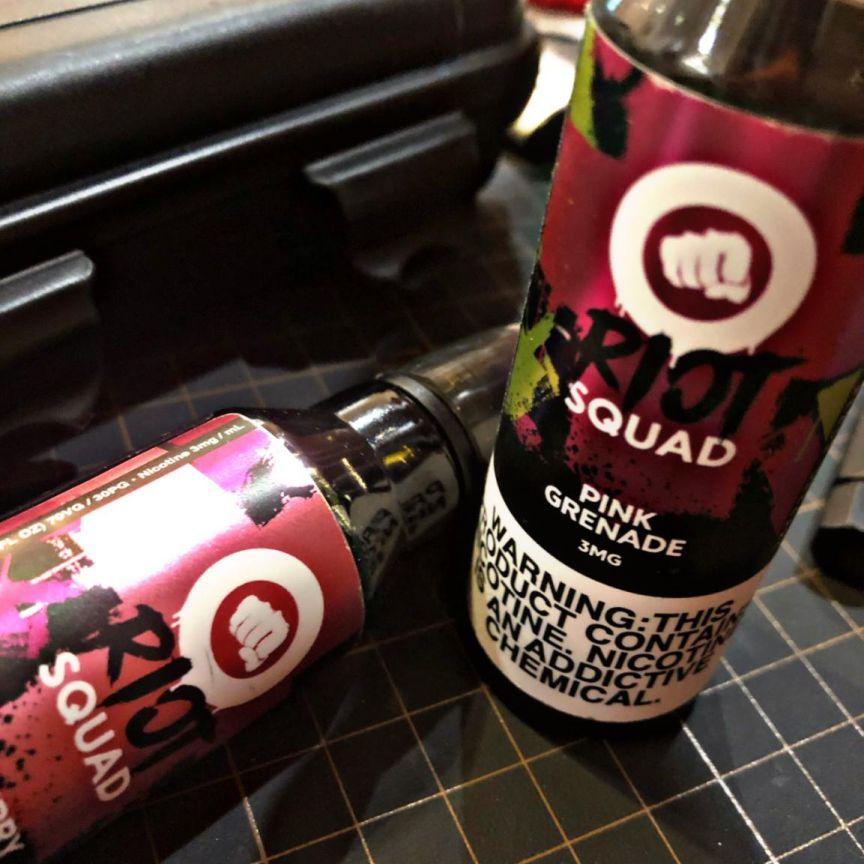 Riot Squad e-liquid review