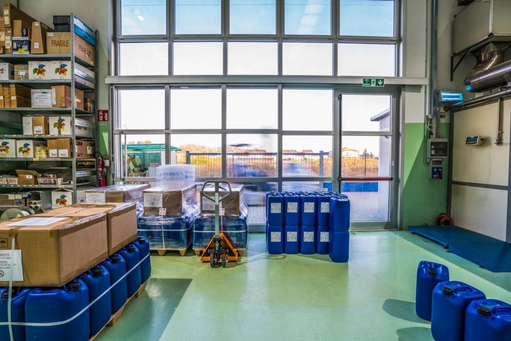 FlavourArt company warehouse