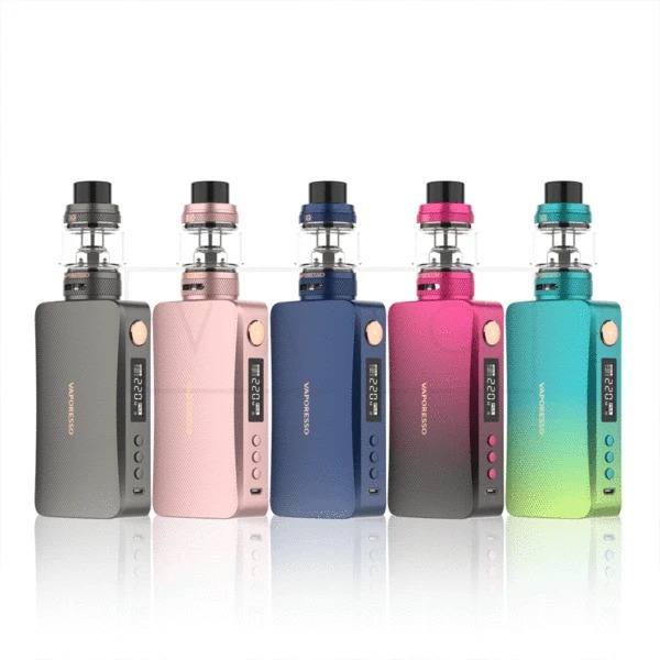 VAPORESSO passed the second round of US PMTA review