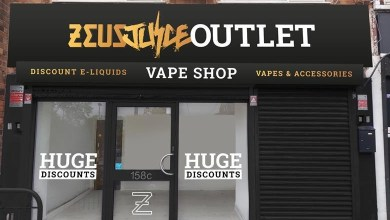 Vape juice supplier Zeus makes first foray into bricks & mortar retail