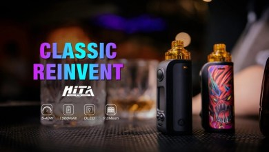 ASVAPE HITA Ink is launched