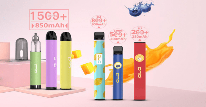 ALD Launched the Premium Products as the Total Solution for Disposable Vape Kicks into Gear
