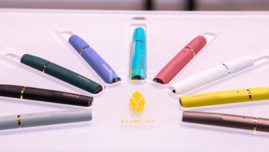 FUWOO vape closed angel round financing