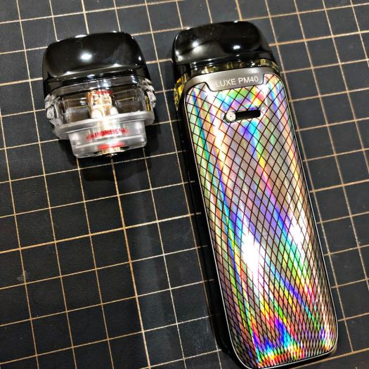 Vaporesso Luxe PM40 review
