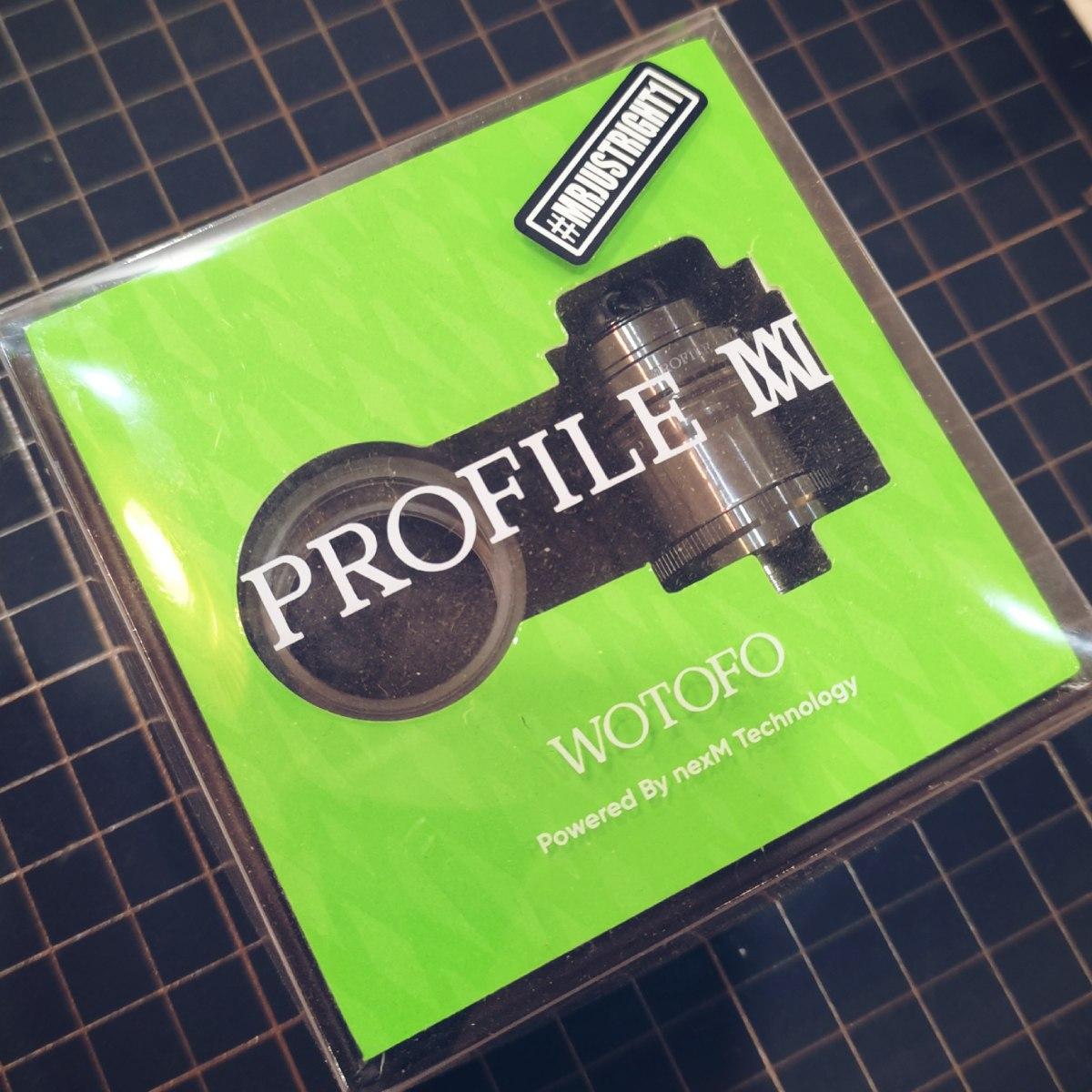 WOTOFO PROFILE M RDTA review