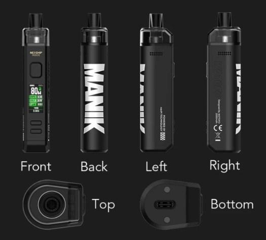 SMRT Pod Kit: The smartest pod system