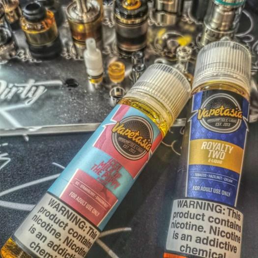 Vapetasia handcrafted e-liquid review