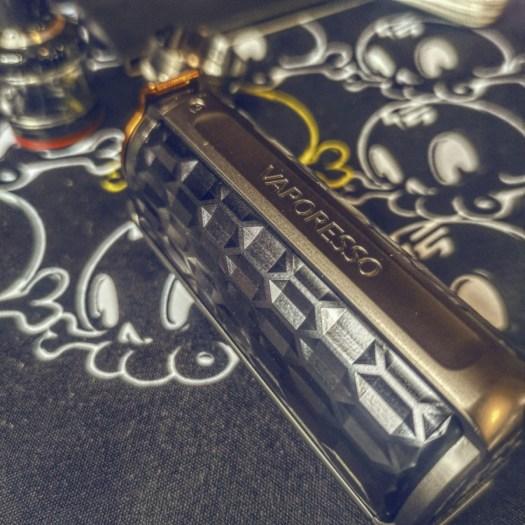 Vaporesso Target 80 mod review