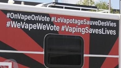 Stop the flavour ban: Rights4Vapers tour makes a stop in Windsor