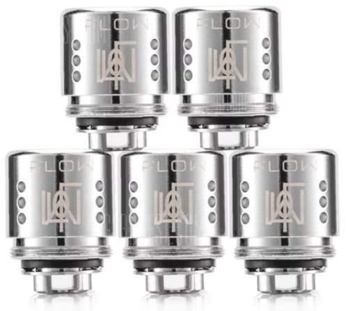 5x Wotoflow Flow Subtank Coils (TFV8 Baby Compatible) – £6.25