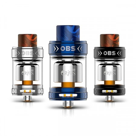 Authentic OBS Crius II RTA – £16.49 delivered
