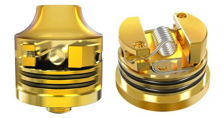Oumier Wasp Nano Mini RDA – £7.39 delivered
