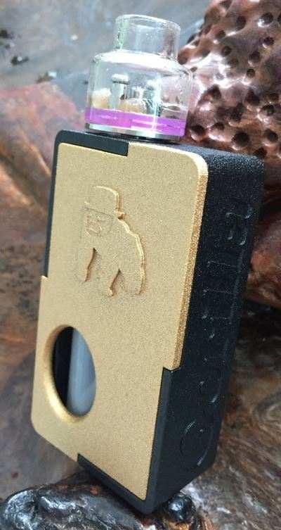 3d printed squonk box mod squonk gorilla mod