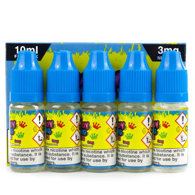 Candy King Batch – E-Liquid 50ml – £9.50 at No.1 Ejuice