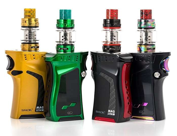 Smok Mag Kit 225W with TFV12 Prince – £43.99 delivered
