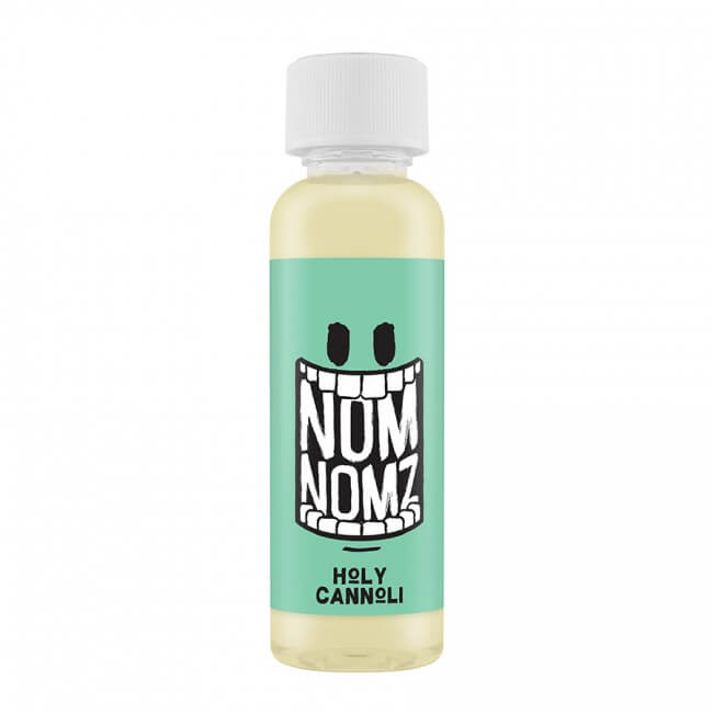 Holy Cannoli – NomNomz 50ml – £9.89 at SpaceInvapers