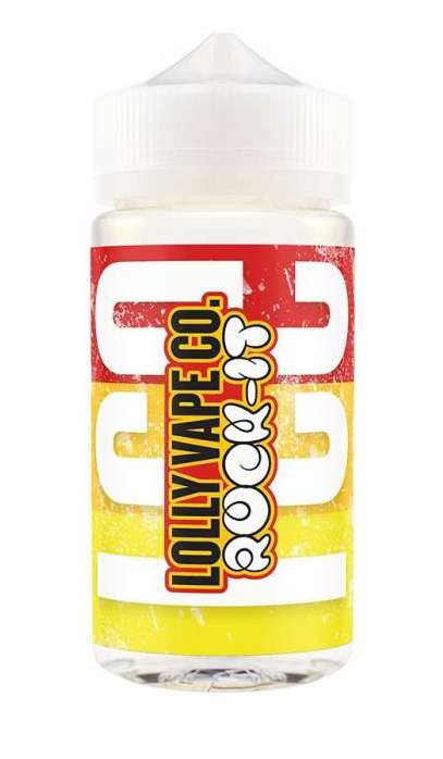 80ml Lolly Vape Co On Ice Shortfill – £9.99 at EcigOne