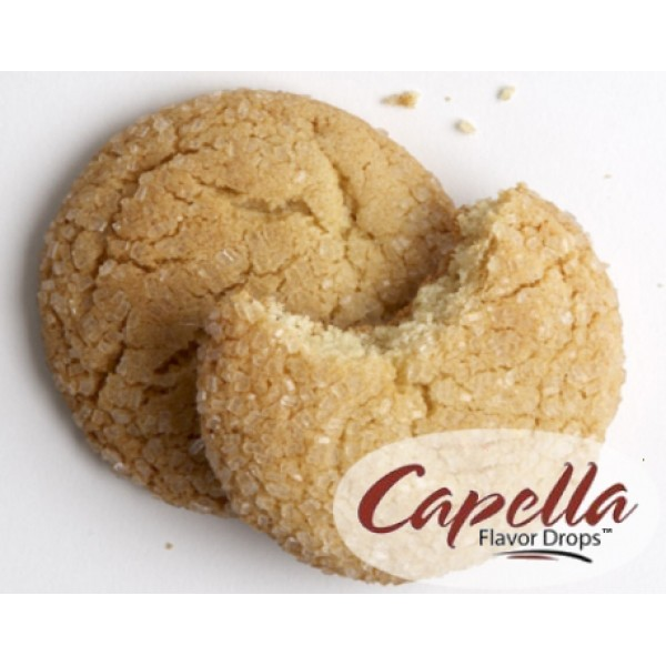 Capella Sugar Cookie Flavour Drops Concentrates – £1.50