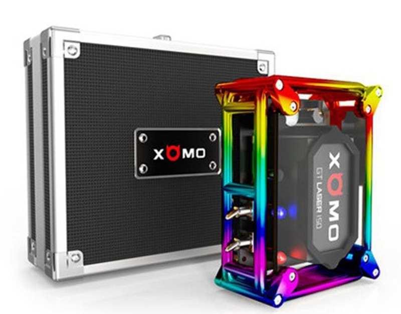 XOMO GT Laser 255S 150w Box Mod 3500mah – £43