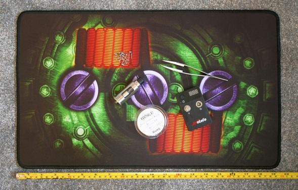 Vape Build Mats – £14.95 delivered