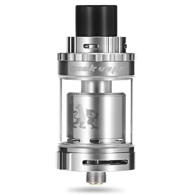 GeekVape Griffin 25 Mini RTA – Silver – £6.97 delivered
