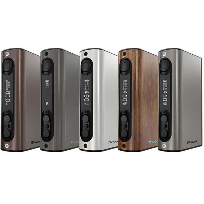 5000mAh Eleaf iStick Power 80w Mod – £31.99 at The Electric Cigarette Company