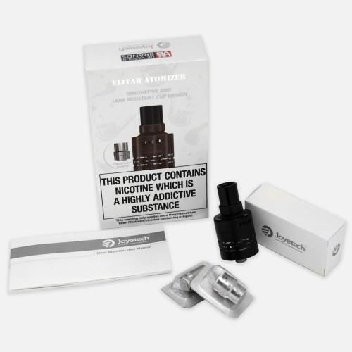 Joyetech Elitar Tank – £8.00 at The Electronic Cigarette Company (TECC)