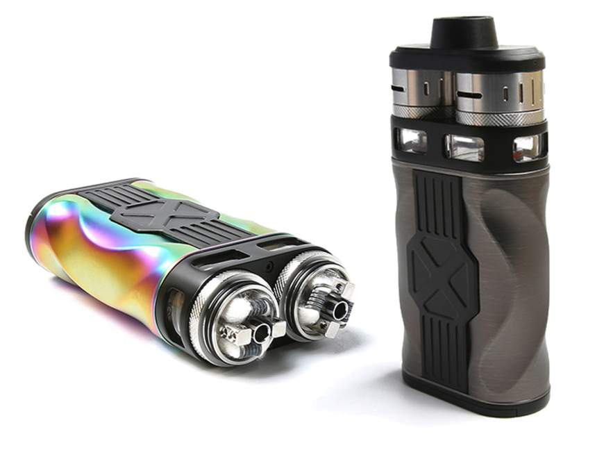 Tesla CP Couples 220W Double RDTA Mod Kit 8ml – £44.44