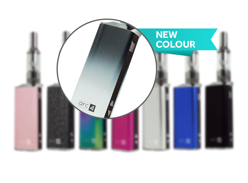 Arc e-cig kit with liquid for just £31.99