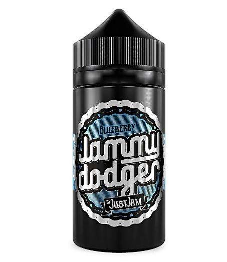 Blueberry Jammy Dodger by Just Jam (100ml Shortfill + Nic Shots) – £14.25