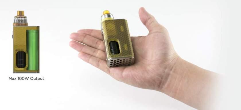 Wismec Luxotic BF Squonk Box Mod mini