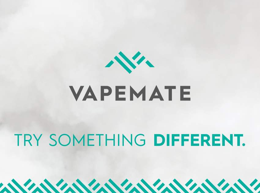 50% Off Coupon Code for Vapemate Sample Packs (5x 10ml)