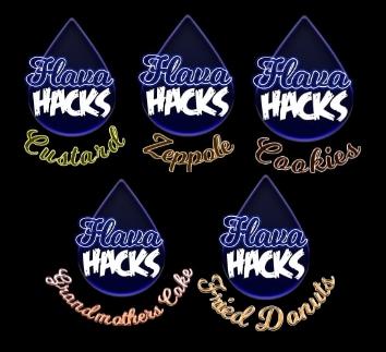 Dessert Flava Hacks Concentrates 30ml – £4.00