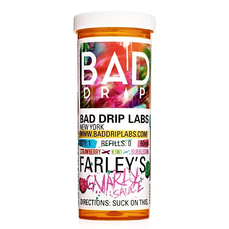 Bad Drip 60ml Shortfill – £10.93 at Vape Potions
