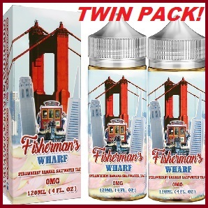 Fisherman's Wharf Twin Pack 200ml – £16.80