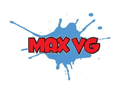 25% off at MAX VG E-Liquid