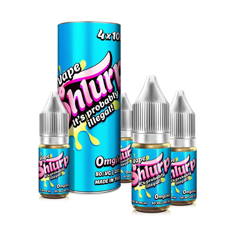 Shlurp Original 3mg – 40ml – £7.50