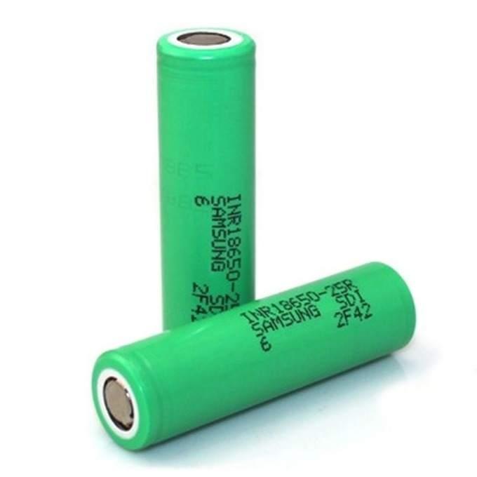 Samsung 25R 18650 Battery – £3.23 at Greyhaze