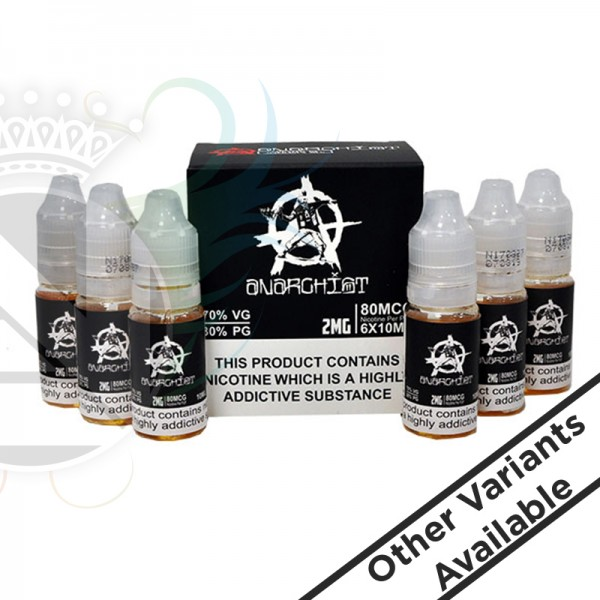 INSANE! 6 x 10ml Multi-Packs (30+ Brands) – £5.00