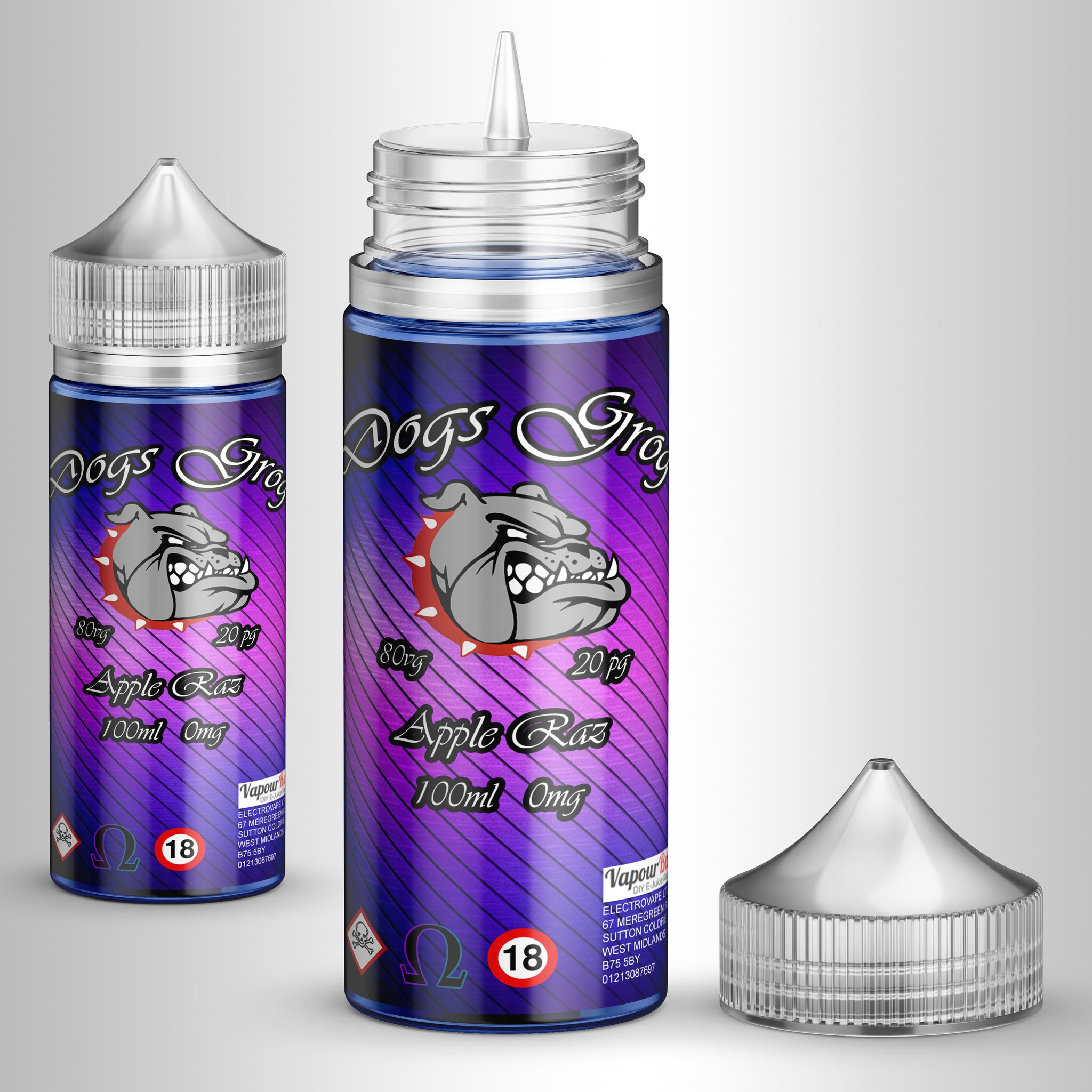 Discount code for 10% off  on All E-Liquids at Vape