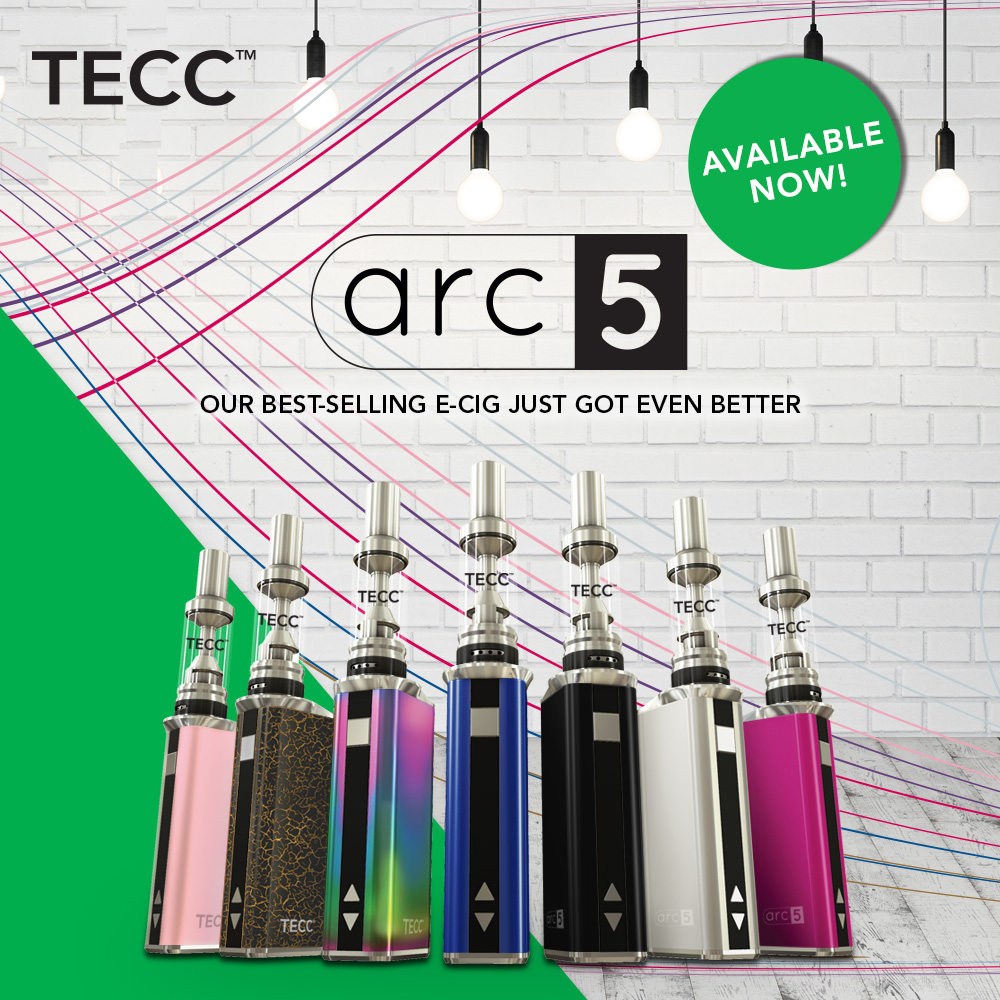 NEW Arc 5 – Only £31.99 At TECC! (Shipping Included)