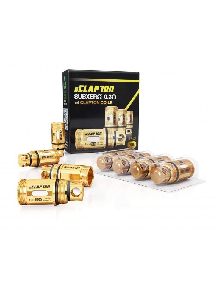 Atom gClapton OVC Coils For Arctic Tank – £5.00