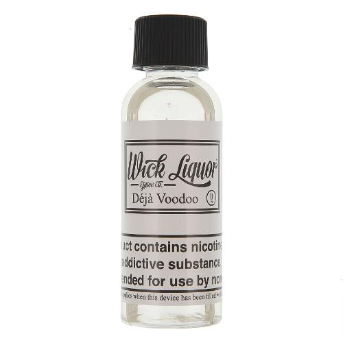DEJA VOODO BIG BLOCK BY WICK LIQUOR – SHORT FILL – 50ML – £8.08  at Grey Haze