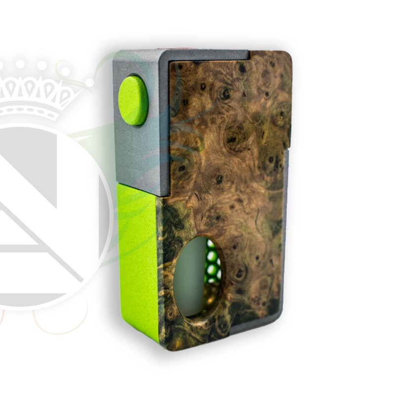 Xbox Squonk Mod By Yi Loong Stab wood panel – £15.00 at Evolution Vapping
