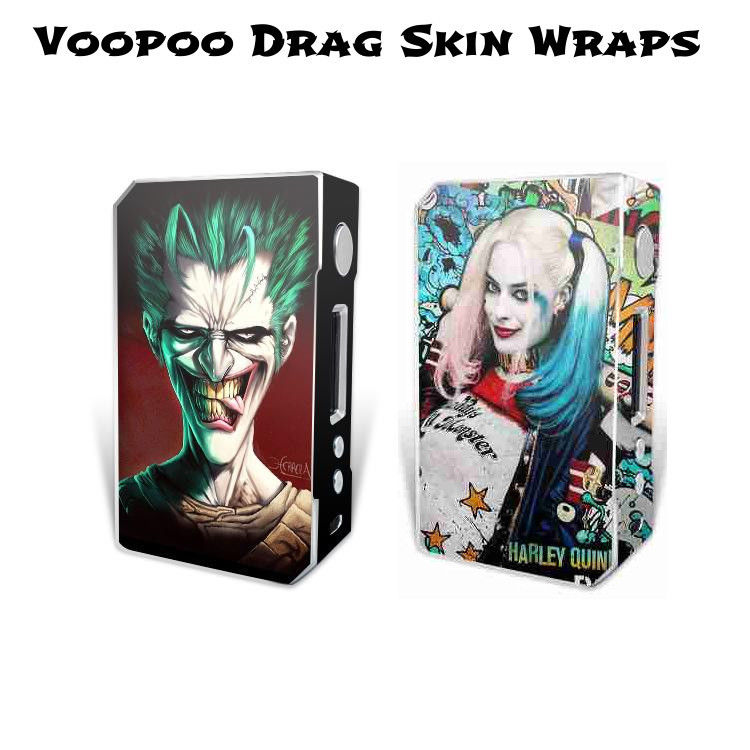 Voopoo Drag Skin Wraps