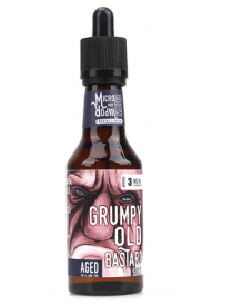 Grumpy Old Bastard 50ml Shortfill – £15.95