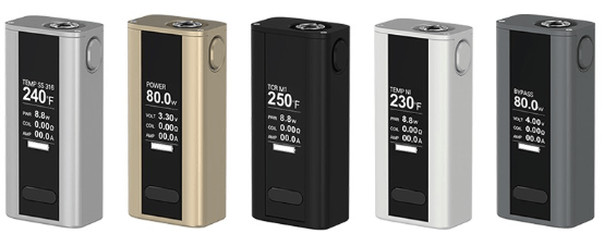 Joyetech Cuboid Mini Battery Kit Free Shipping – £16.90