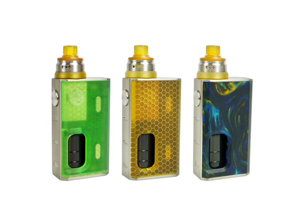 Wismec LUXOTIC BF BOX E-cig Kit is £47.99 at Totally Wicked