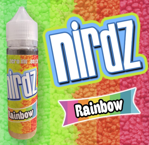 Nerdz 100ml Shortfill – £8.50